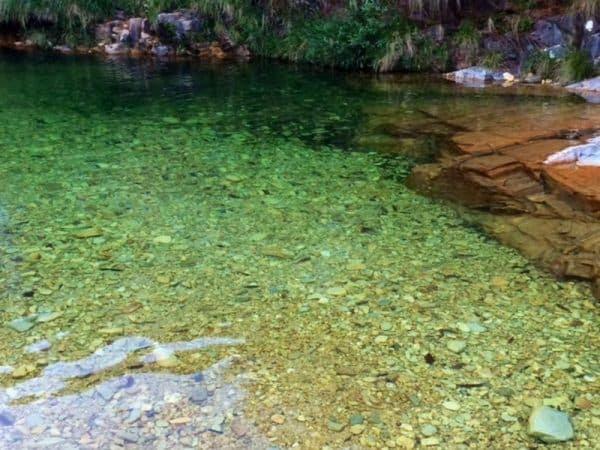 Resultado de imagem para lagoa azul mg capitolio