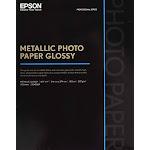 EPSON - PRO IMAGING MEDIA Epson America, Inc. Paper,mtllc Glsy8.5x11,wh EPSON - PRO IMAGING MEDIA S045589