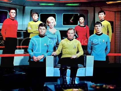 original Star Trek cast