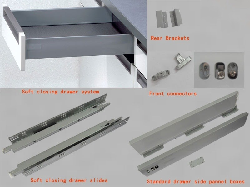 Drawers Kitchen Slide Drawers