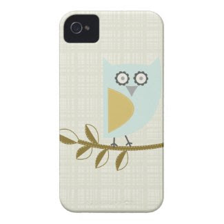 City Park Owl #3 iPhone 4 Case-Mate Case Thin casematecase