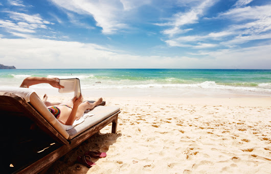 7 Books to Read on Your Next Vacation | Travel & Style | travelandstyle.ca