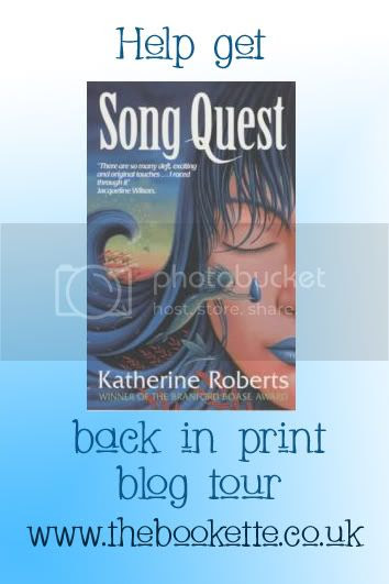 help get song quest back in print blog tour
