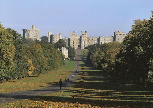 Donald Insall's inspiration: Windsor Castle, UK