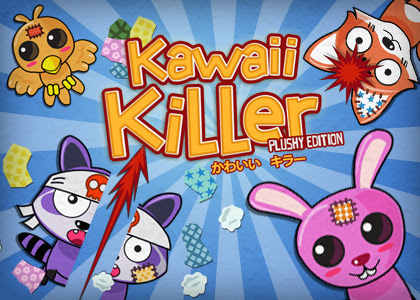 Kawaii Killer comes back on the AppStore on October 2nd!