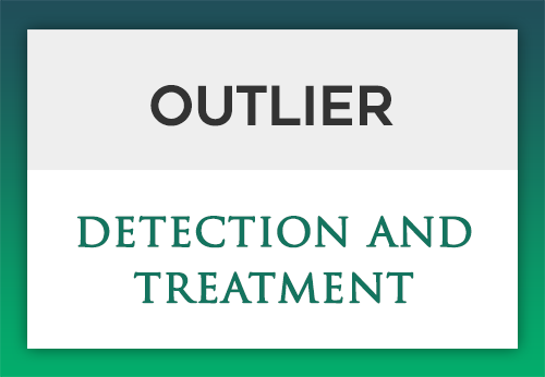 Outlier detection and treatment with R