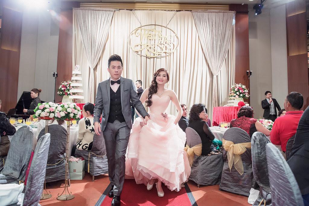111台北遠企婚禮紀錄