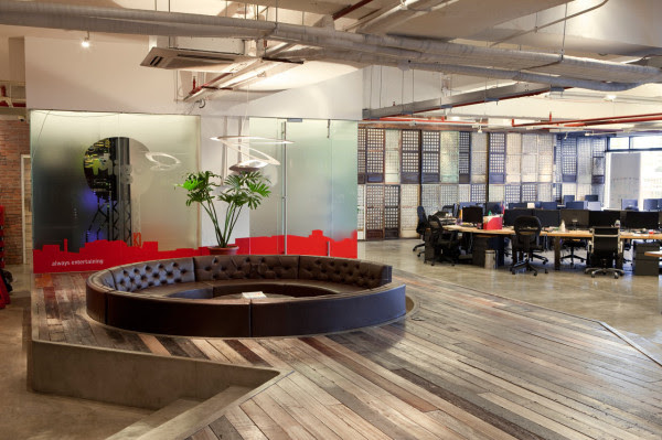 Workspace That Promotes Collaboration and Creativity - Design Milk