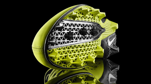 "Nike and Adidas Are 3D Printing Prototypes At ""Impossible"" Speeds"