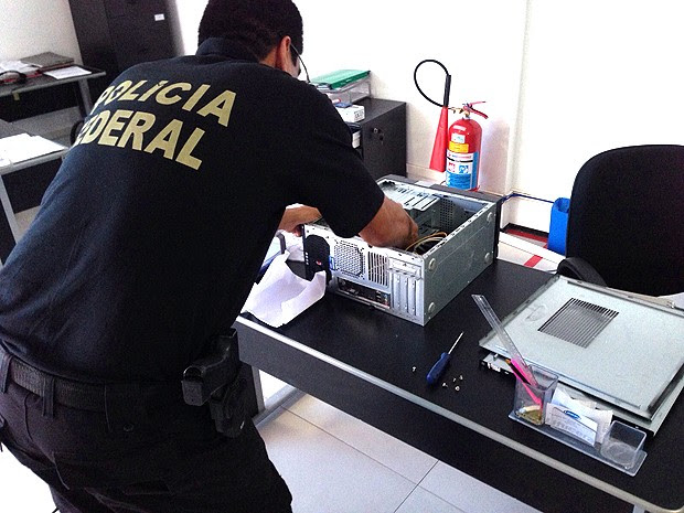 Investigações da Polícia Federal foram iniciadas em 2010 (Foto: Divulgação / Polícia Federal)
