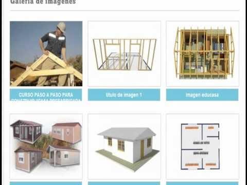 Casas prefabricadas madera como construir una casa prefabricada - Construir casa prefabricada ...