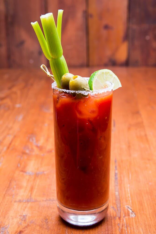 BEST Bloody Marys In Long Beach Area