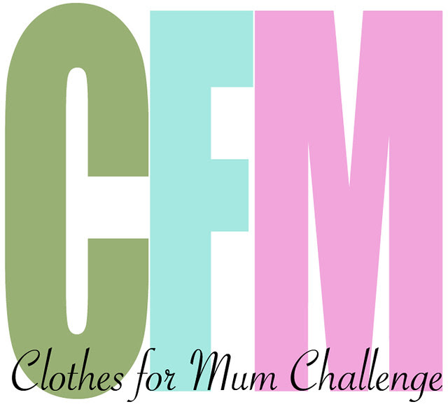 Clothes for Mum challenge button