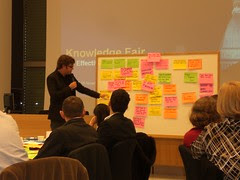 @tomwambeke summarizing outputs of clustering the expectations of the fair