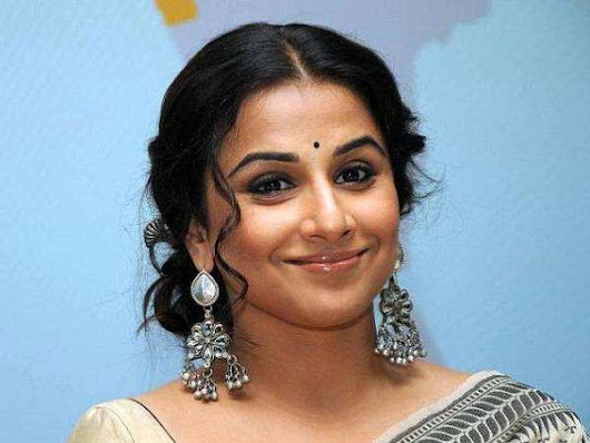 Vidya Balan to play the lead in a Marathi film? - Times of India
