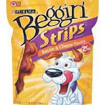 Nestle Purina Pet Care Beggin Strips Bacon & Cheese 2 3810012508