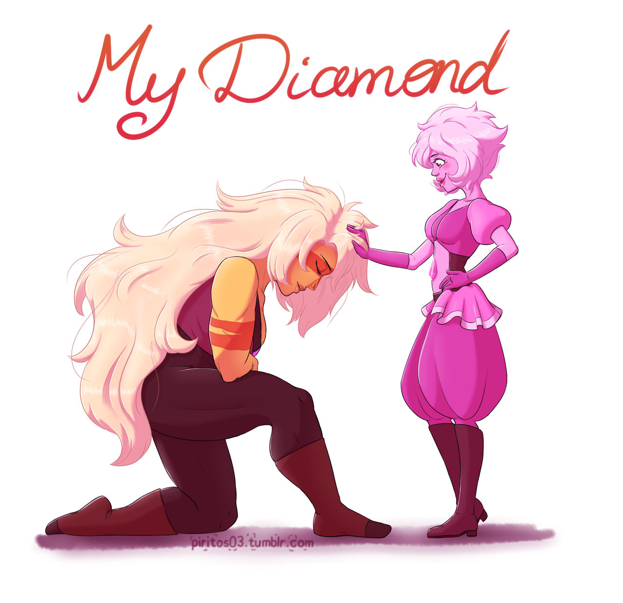 My Diamond Your Diamond PINK DIAMOND!!!