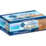 Blue Buffalo Blue Healthy Gourmet Adult Variety Pack Cat Food, 3 oz., Case of 12