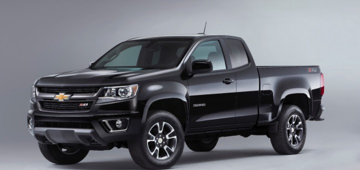 """GM """"Nightfall"""" Trademark Suggests Blacked-Out Chevrolet Colorado ..."""