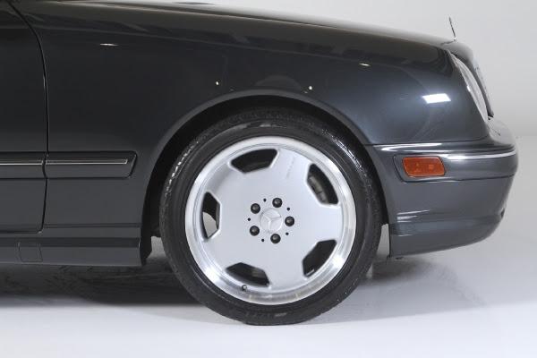 2001 Mercedes Benz E55 Amg Sedan Champion Motors