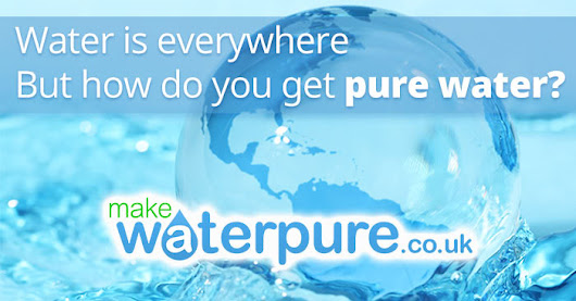 Make Water Pure Blog - What is pure distilled water?