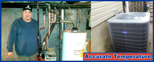 Accurate Temperature  is an Air Conditioning Contractor, HVAC Company and Heating Contractor in Bensalem, PA