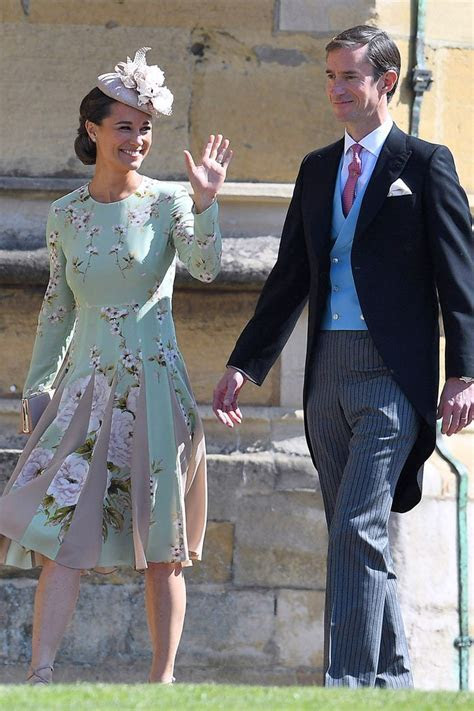 Meghan and Harry's Royal Wedding Guest Outfits   Who What