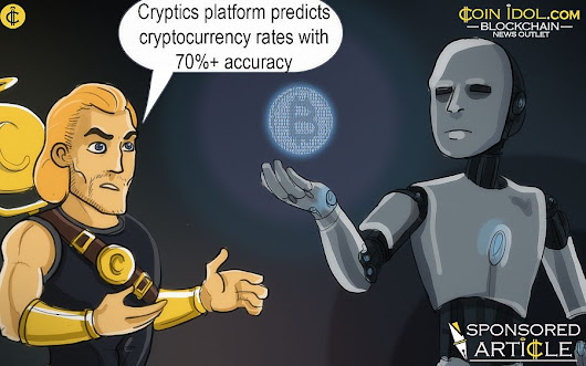 Cryptics Platform Predicts Cryptocurrency Rates with 70%+ Accuracy