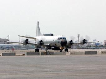 EP-3E ARIES. Фото с сайта navy.mil