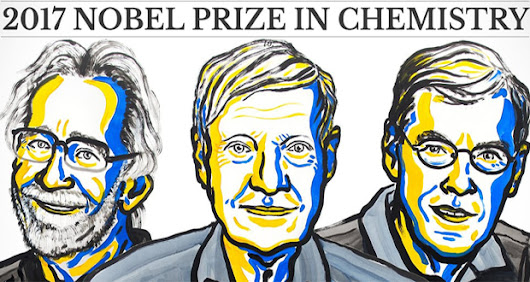 Nobel Chemistry Prize winners announced