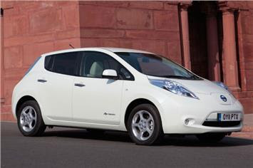 Image result for nissan Leaf in Slovakia