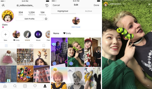 Instagram Provides New Opportunities with Stories Archive and Presentation Options