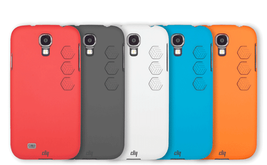Cliq - Smartphone cases with Superpowers!