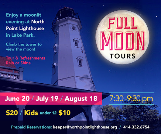 Full Moon Tours - North Point Lighthouse