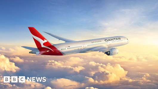 Qantas eyes non-stop London-Sydney flights