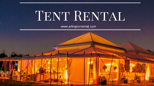 Arlington Rental Chicago — Rent quality tents at most affordable prices for...