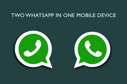 How to run two WhatsApp on one mobile devices without Root?