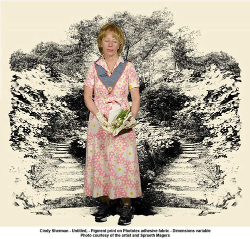 Cindy Sherman - Untitled by artimageslibrary