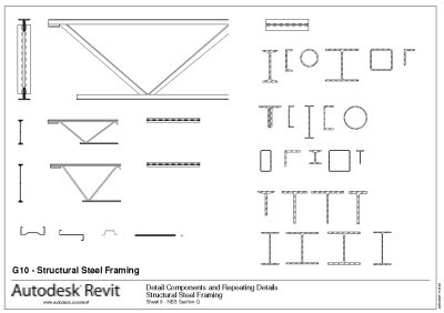Revit 2D Detail Items
