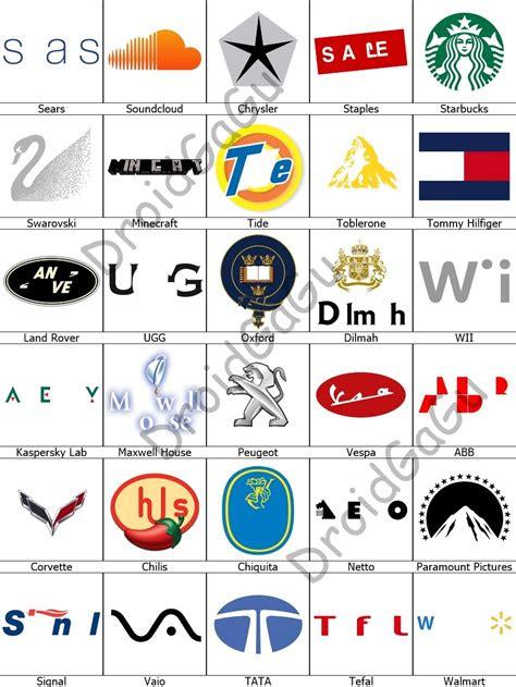 logo quiz answers  logo design ideas