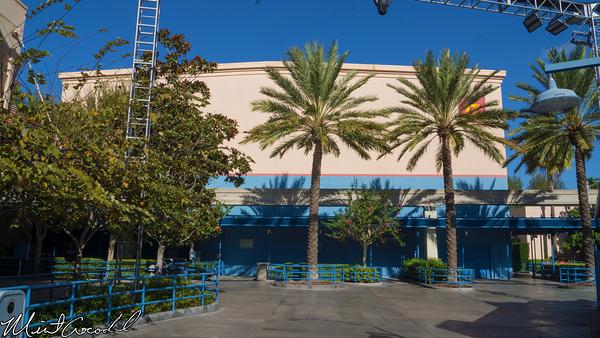 Disneyland Resort, Disney California Adventure, Stage 17, Frozen