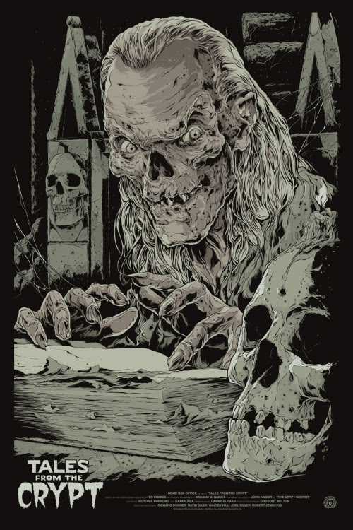 Tales From The Crypt by Ken Taylor
