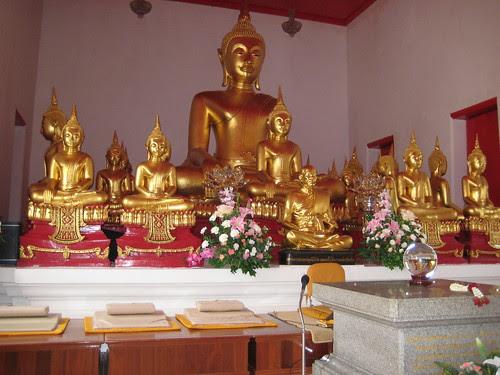 Wat Bot Bon Bangkuvien