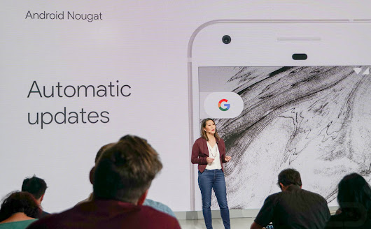 Google is Apparently Letting Verizon Handle Major Pixel System Updates | Droid Life