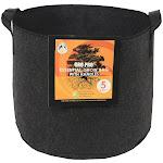 Gro Pro 7002842 5 gal Essential Grow Bag