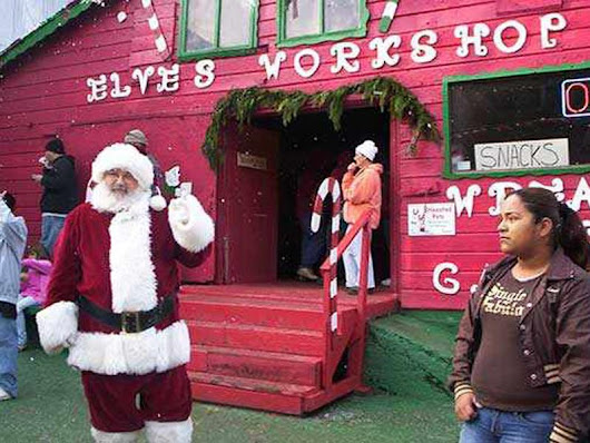 Santa rests, but he's not forgotten | Local News Stories |