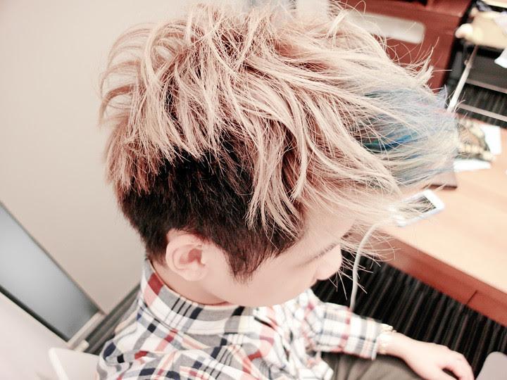 typicalben's taiwan day 2 hair