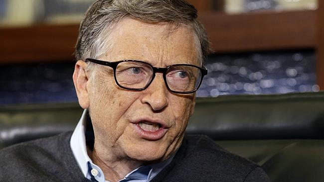 America's richest man is using his wealth to effect major social change around the world.