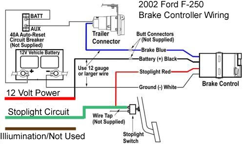 Wiring Diagram  13 Tekonsha Brake Controller Wiring Diagram