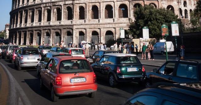 Roma Trasporti News - Roma: La situazione del traffico e lo Sciopero
